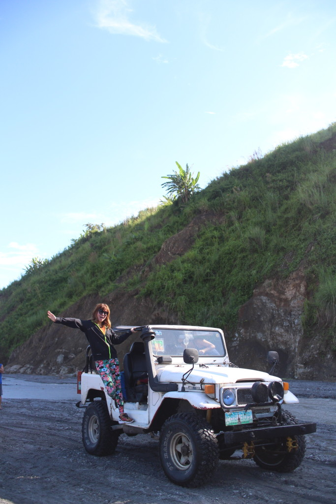 Hike To Mount Pinatubo