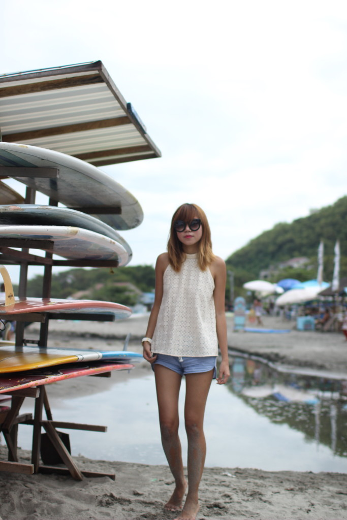 Yuki Tansengco Travel Blogger La Union