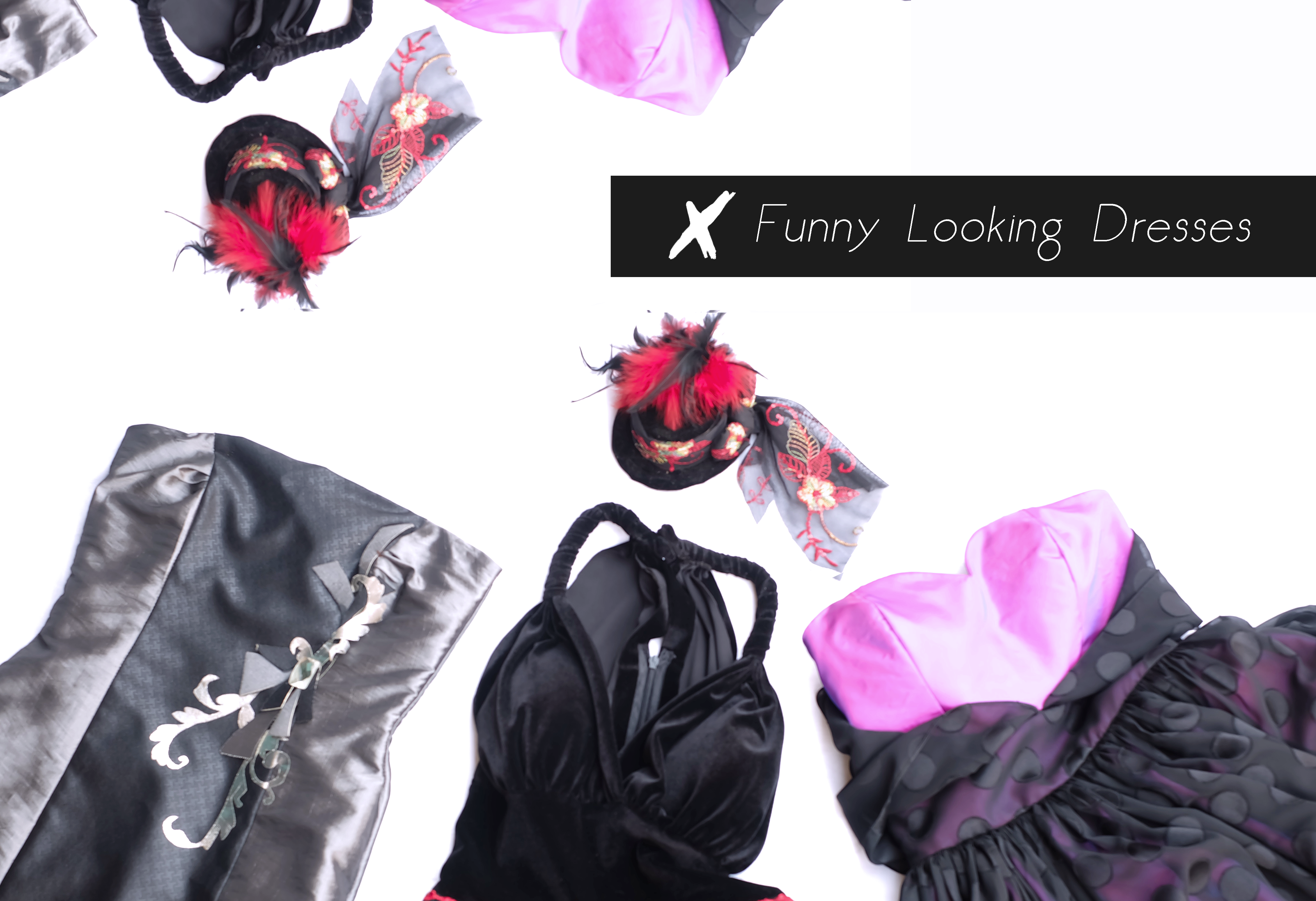 funny looking dresses